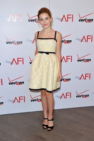 Kiernan Shipka - 13th Annual AFI Awards - Arrivals