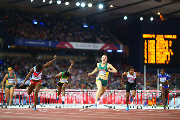 Kierre Beckles 20th Commonwealth Games: Athletics