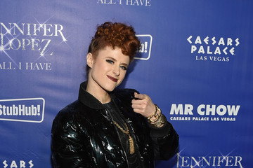 Kiesza 'Jennifer Lopez: All I Have' After Party and Grand Opening of Mr. Chow in Las Vegas