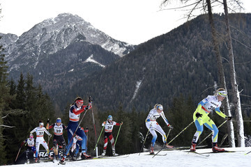 Kikkan Randall FIS Nordic World Cup: Men's and Women's Cross Country Pursuit