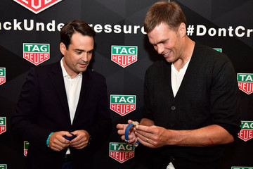 Kilian Muller TAG Heuer Unveils Tom Brady's Limited Edition Carrera Watch