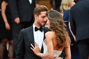 Izabel Goulart and Kevin Trapp - The Most Stylish Celeb Couples on the Cannes Red Carpet