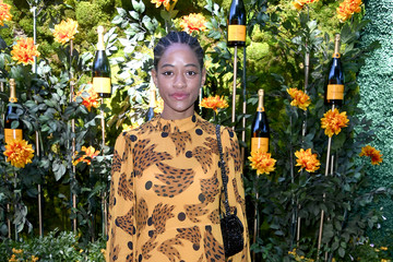 Kilo Kish 10th Annual Veuve Clicquot Polo Classic Los Angeles - Arrivals