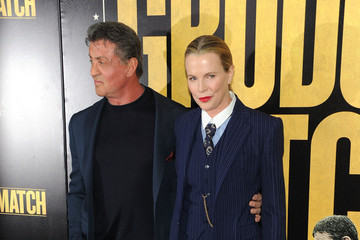 Kim Basinger 'Grudge Match' Screening in NYC