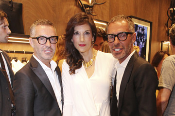 Kim Caceres DSQUARED2 Celebrates Bal Harbour Flagship Opening