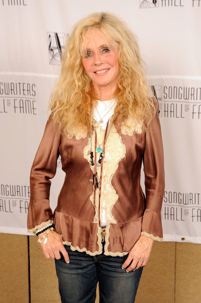 41st Annual Songwriters Hall of Fame Ceremony - Audience and Backstage [hair,clothing,blond,hairstyle,long hair,outerwear,top,fashion design,flooring,brown hair,kim carnes,backstage,new york city,the new york marriott marquis,songwriters hall of fame ceremony - audience]