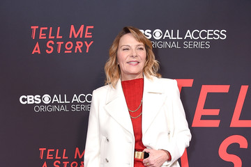 Kim Cattrall CBS All Access' 'Tell Me A Story' New York Premiere