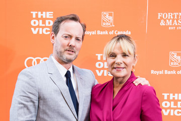 Kim Cattrall The Old Vic Midsummer Party - Arrivals