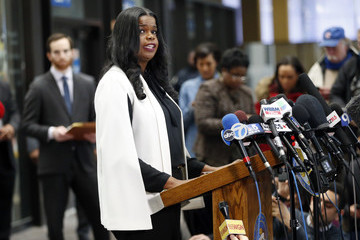 Kim Foxx R. Kelly Bond Hearing Held In Sexual Assault Case