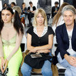 Kim Gordon Maryam Nassir Zadeh - Front Row - September 2018 - New York Fashion Week