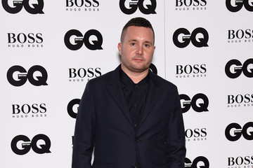 Kim Jones Guests Arrive at the GQ Men of the Year Awards