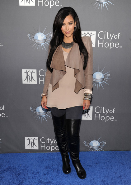 Kim Kardashian Kim Kardashian arrives for the City of Hope honoring Shelli And Irving Azoff with the 2011 Spirit of Life award at Universal Studios Hollywood on May 7, 2011 in Universal City, California.
