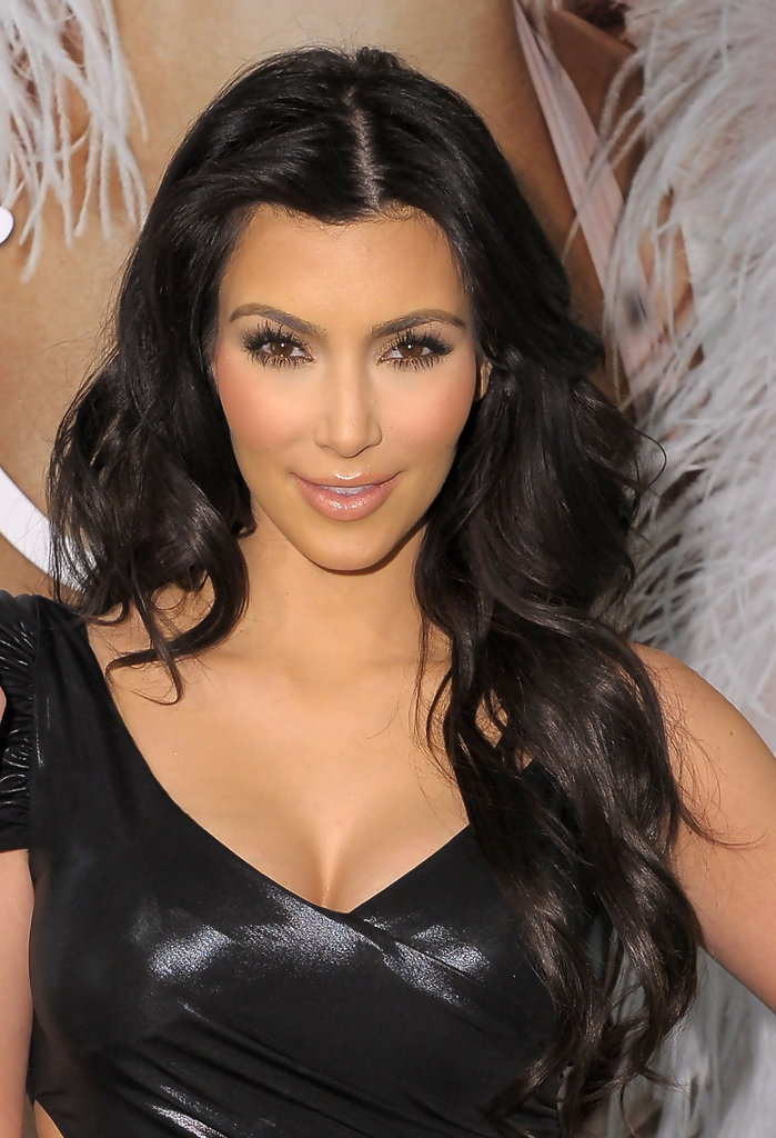 Kim Kardashian Photos Photos - Kim Kardashian Promotes Her ...