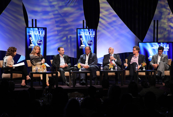 "HRTS & TV Academy Present ""State Of The Industry"" Newsmaker Luncheon"