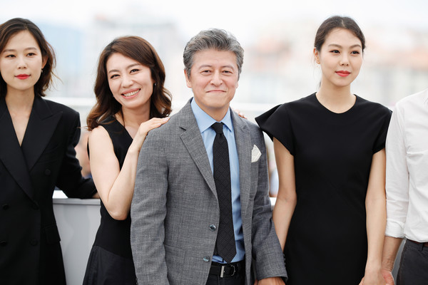 'The Day After (Geu Hu)' Photocall - The 70th Annual Cannes Film Festival
