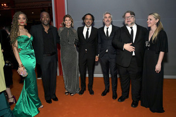 Kim Morgan 2018 LACMA Art + Film Gala Honoring Catherine Opie And Guillermo Del Toro Presented By Gucci - Inside