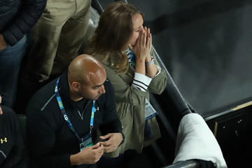 Kim Sears 2017 Australian Open - Day 3