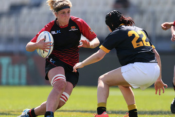 Kim Smith ITM Cup Women's Semifinal - Canterbury v Wellington