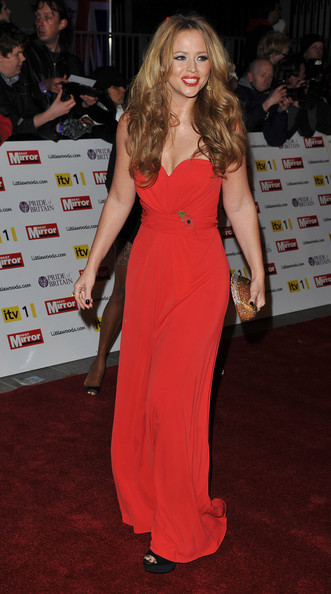 Kimberley Walsh Kimberley Walsh arrives for the Pride of Britain Awards at the Grosvenor House Hotel on November 8, 2010 in London, England.