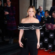 Kimberley Walsh TRIC Awards - Red Carpet Arrivals