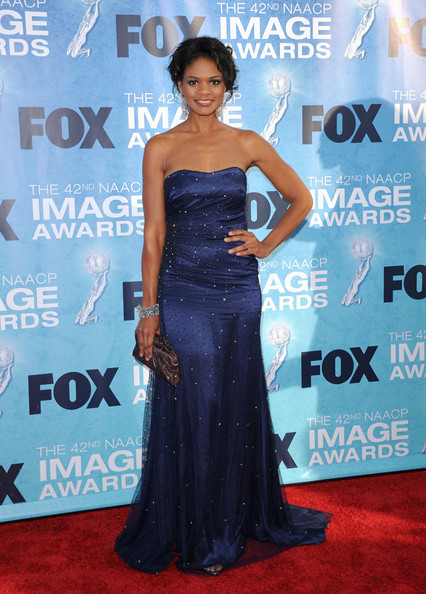 Kimberly Elise - 42nd NAACP Image Awards - Arrivals