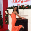 Kimberly Elise Premiere Of Universal's 'Almost Christmas' - Arrivals