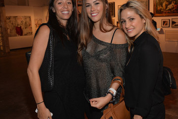 Kimberly Ovitz The Art of Elysium Hosts Preview for Pieces of Heaven Presented by Mercedes-Benz