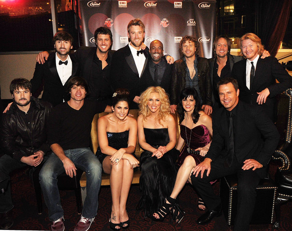 44th Annual CMA Awards - Capitol Records Post Party
