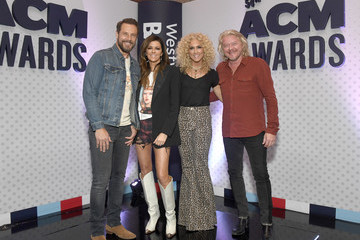 Kimberly Schlapman 54th Academy Of Country Music Awards Cumulus/Westwood One Radio Remotes - Day 1