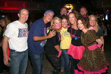 Kimberly Williams-Paisley Nashville '80s Dance Party Benefiting The Alzheimer's Association - Inside