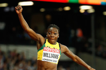 Kimberly Williams 16th IAAF World Athletics Championships London 2017 - Day Four
