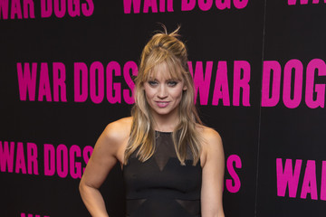 "Kimberly Wyatt ""War Dogs"" Special Screening - Red Carpet Arrivals"
