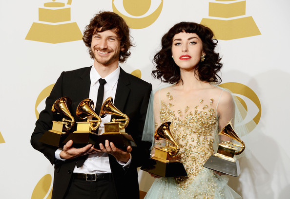are gotye and kimbra dating