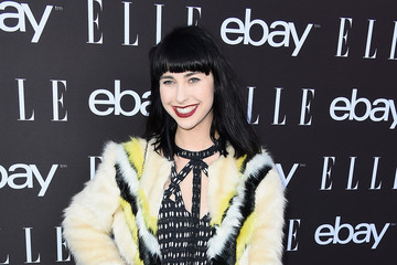 Kimbra 6th Annual ELLE Women In Music Celebration Presented by eBay - Arrivals