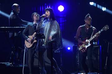 Kimbra 31st Annual Rock and Roll Hall of Fame Induction Ceremony - Show