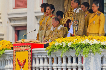 King Bhumibol Adulyadej King Of Thailand Celebrates 85th Birthday