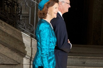 King Carl Gustaf XVI  Te Deum Thanksgiving Service To Celebrate King Carl Gustaf's 40th Jubilee