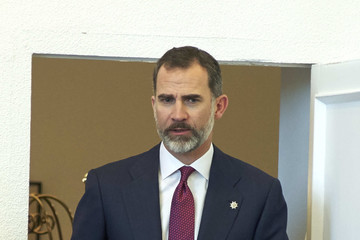 King Felipe VI of Spain King Felipe Of Spain Delivers The Secretary's Offices To New Promotion Of Diplomatics