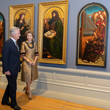 King Philippe of Belgium King Philippe Of Belgium And Queen Mathilde visit the