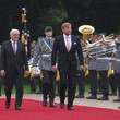 King Willem of The Netherlands King Willem-Alexander Of The Netherlands And Queen Maxima Visit Berlin - Day One