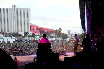 King Zapata Rock In Rio USA - Rock Weekend - Day 1