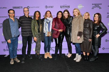 """Kirby Dick Amy Herdy 2020 Sundance Film Festival - """"On The Record"""" Premiere"""