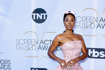 Kirby Howell-Baptiste 25th Annual Screen Actors Guild Awards - Look Book