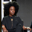 Kirby Howell-Baptiste 2017 Winter TCA Tour - Day 6