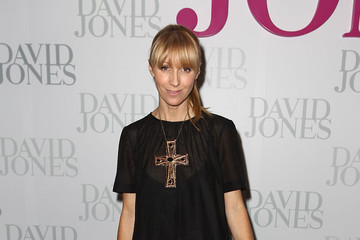 Kirrily Johnston David Jones S/S 2012/13 Season Launch - Arrivals