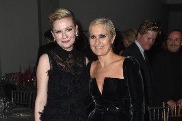Kirsten Dunst 2017 Guggenheim International Pre-Party Made Possible by Dior