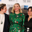 """Kirsten Dunst """"The Power Of The Dog"""" UK Premiere - 65th BFI London Film Festival"""