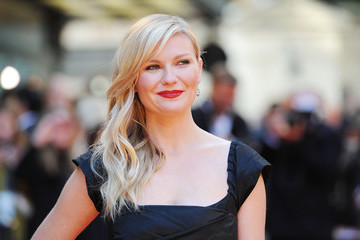 Kirsten Dunst 'Two Faces of January' Premieres in London — Part 3