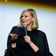 """Kirsten Dunst In Creative Company """"The Power Of The Dog"""" Screening"""