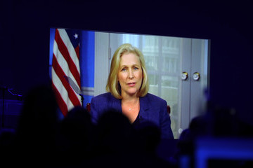 Kirsten Gillibrand 2016 Concordia Summit Convenes World Leaders To Discuss The Power Of Partnerships - Day 1